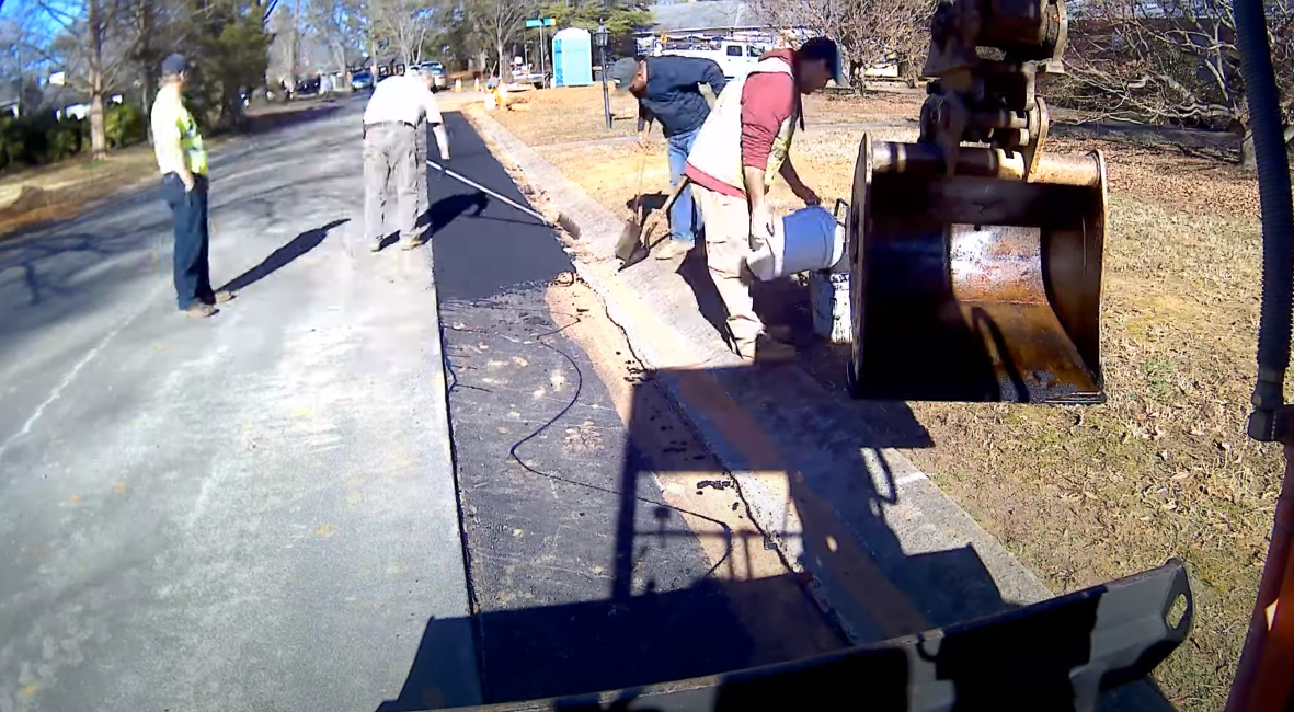 Trench Repair and Utility Cut